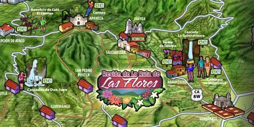 Tour Ruta de Las Flores
